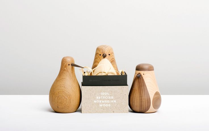 Tweet tweet!: Recycled Wood, Return, Norwegian Wood, Beller Fjetland, Wooden Birds, Products, Lar Caller, Design, Re Turning