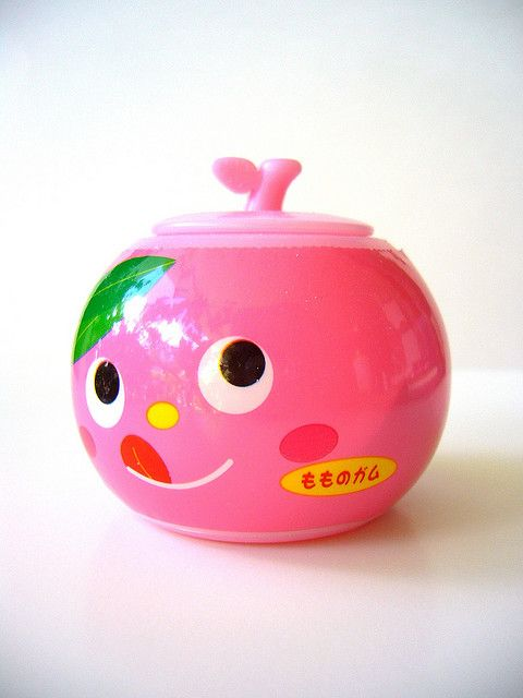 Japanese candy box // smile ;)