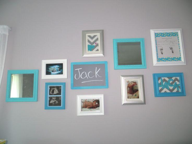 Project Nursery - frames
