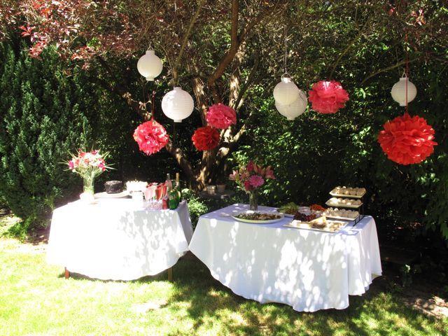 Garden Party Bridal Shower