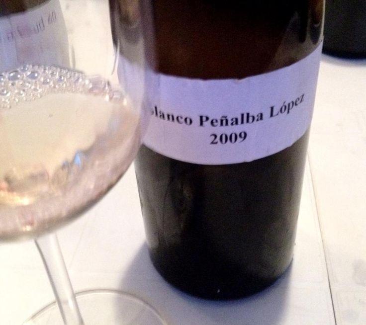 El Alma del Vino.: Finca Torremilanos Bodegas Peñalba López Blanco (sin sulfitos) 2009.