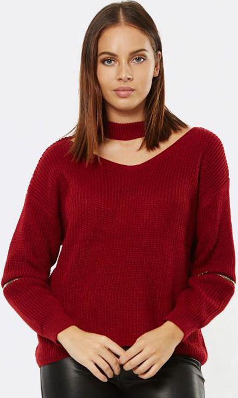 Pizzuto - 50 Shades Collar Sweater B