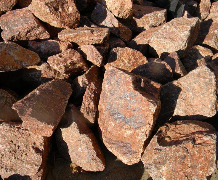 Red Granite Rock : Best desert smores gravel rock and boulders images on