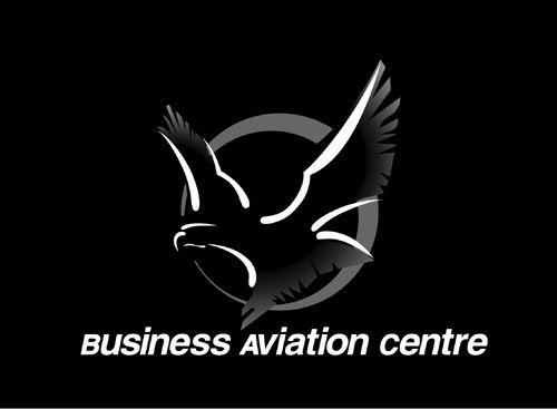 Business Aviation Center Logo. (UKRAINE).