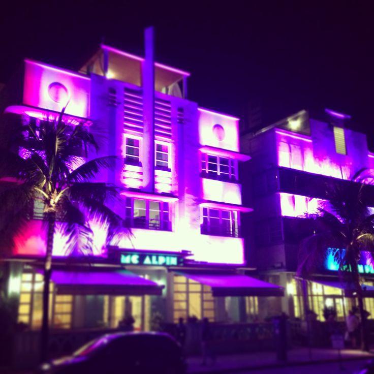 Ocean Ave, Miami. Taken by Mandy Kane