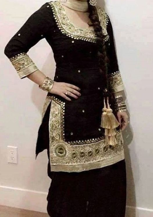 To order email : nivetasfashion@gmail.com black patiala suits punjabi salwar suit - designer - wedding indian - latest - for women- bridal - for girls - party wear - stylsh - classy - bollywood - boutique - Suits - mirror work heavy - Hand worked - modern - jacket - embroidery - salwar kameez - heavy - fashion - beautiful - phulkari - traditional - pajami - fancy - new modern - royal - receptions - for kids - long - fulkari - couture - popular - engagement - outfits