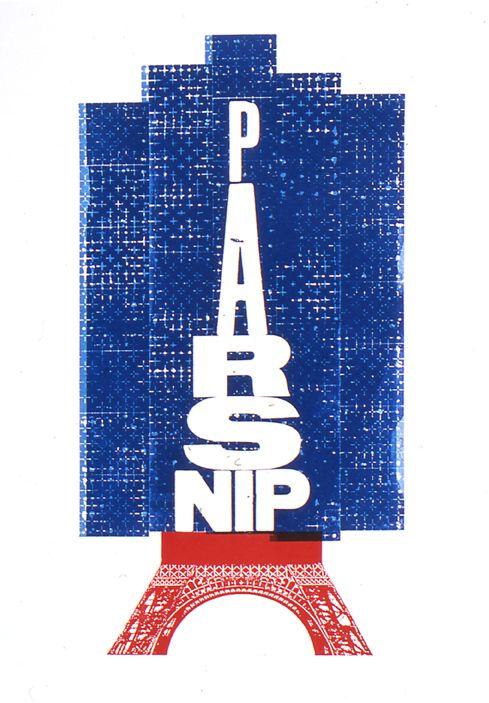 Parsnip - Alan Kitching - Debut Art