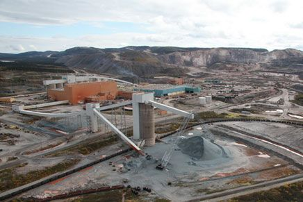 ArcelorMittal - Mont-Wright Mining Complex