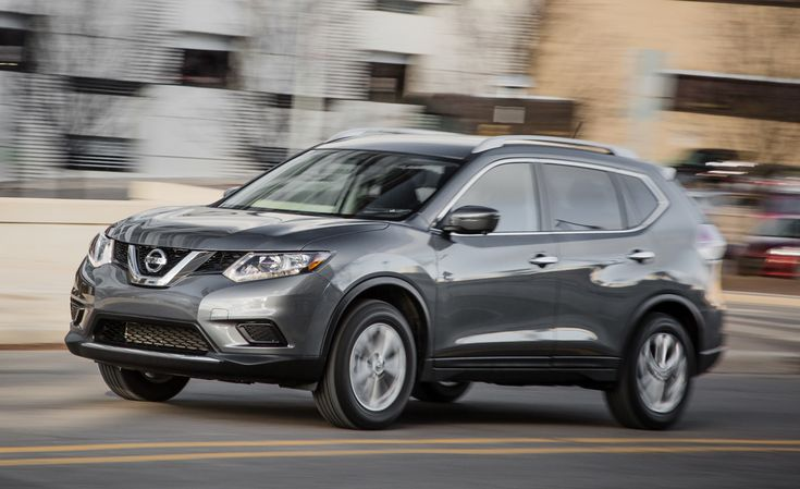2016 Nissan Rogue SV AWD Review