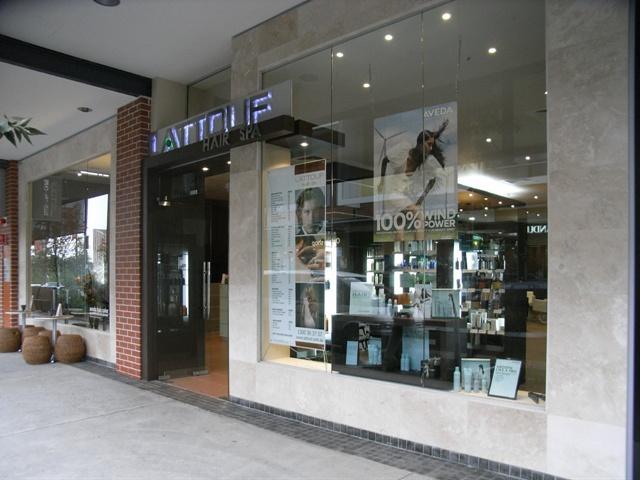 Lattouf Hair & Day Spa   Rouse Hill Town Center   www.lattouf.com.au