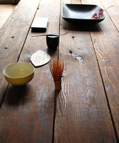 Bamboo whisk for tea ceremony