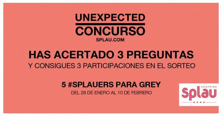 Participa en el concurso de @CCSplau y gana una cena en @GinosRistorante y entradas para el estreno
