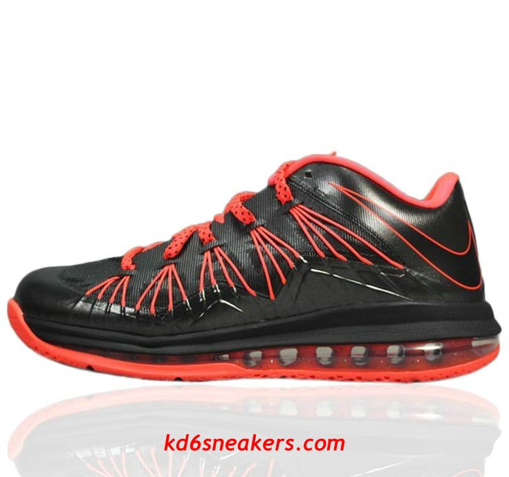 Nike LeBron X Low Basketball Shoes