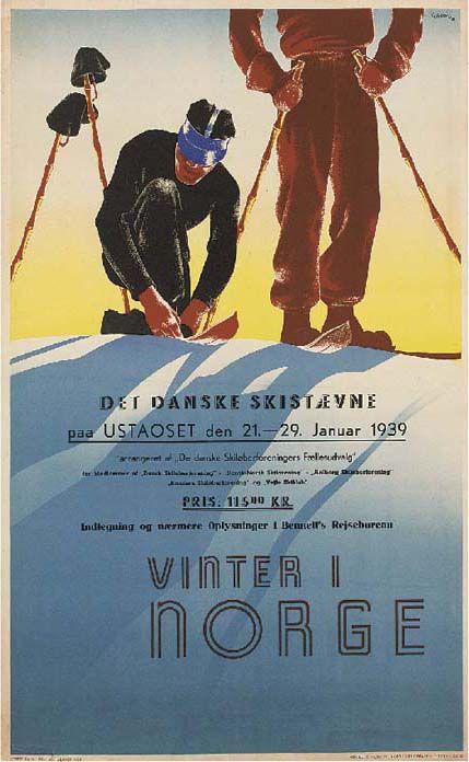Vinrer i Norge - 1938 - (Schenk) -