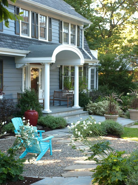 New Rochelle Entry Garden