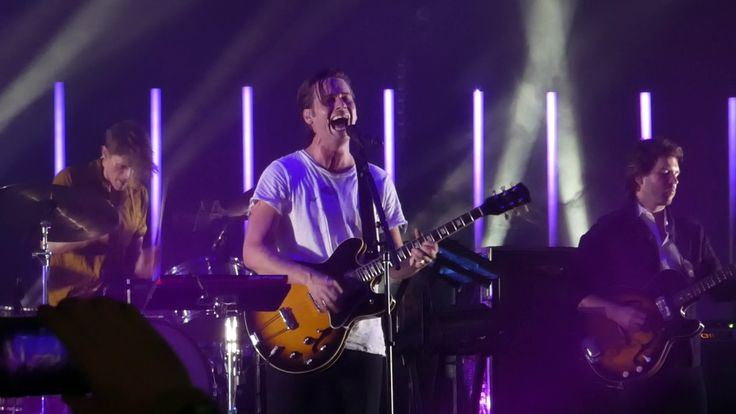 """Sit Next To Me"" Foster the People@BBT Pavilion Camden, New Jersey 6/11/17"