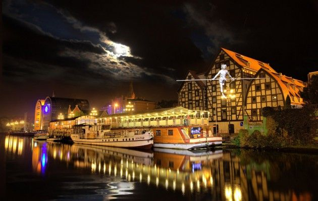 Bydgoszcz - Poland Host city of the FIVB Volleyball Men's World Championships 2014 http://poland2014.fivb.org/en/host%20cities/bydgoszcz