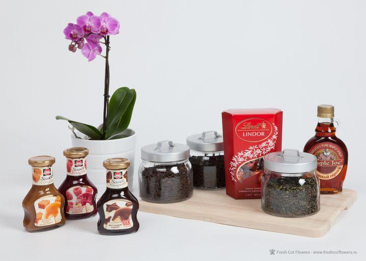 Орхидея и кленовый сироп