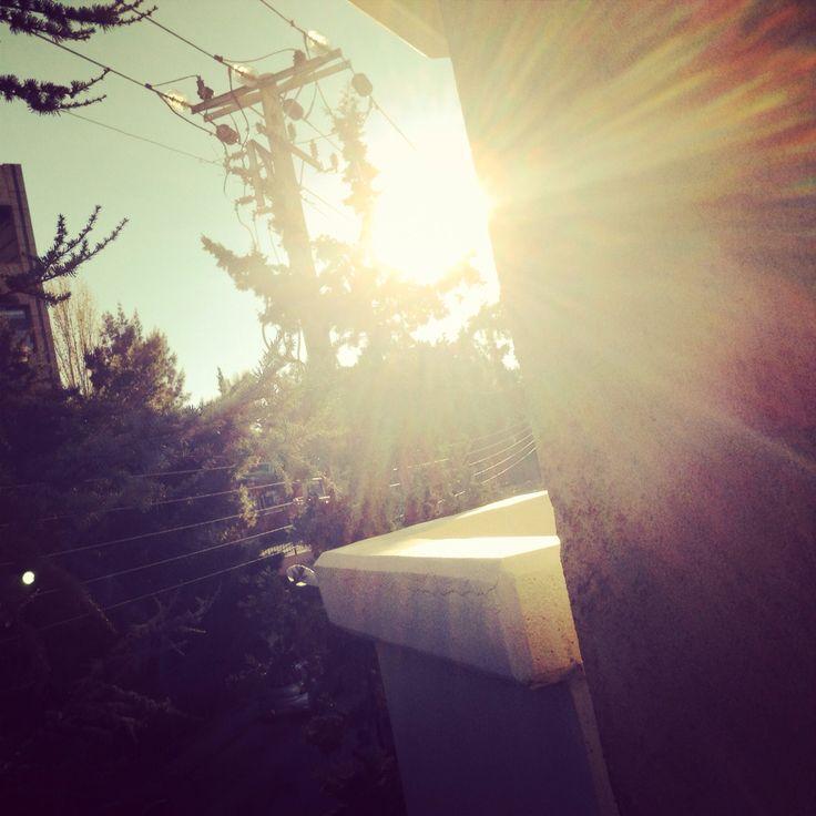 #sun #down