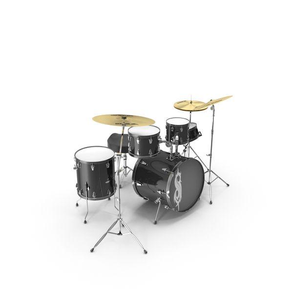 Drum Kit Png Images Psds For Download Pixelsquid S105814065 Drum Kits Drums Png