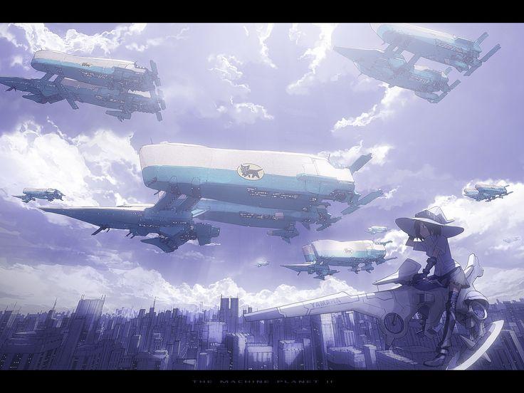 Art by Tsukuba Masahiro (masariro).