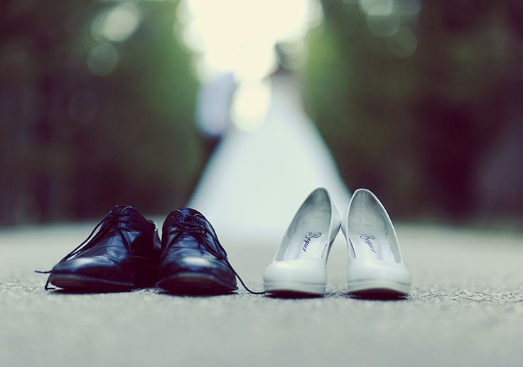 Wedding shoes by Manuel Orero, via 500px