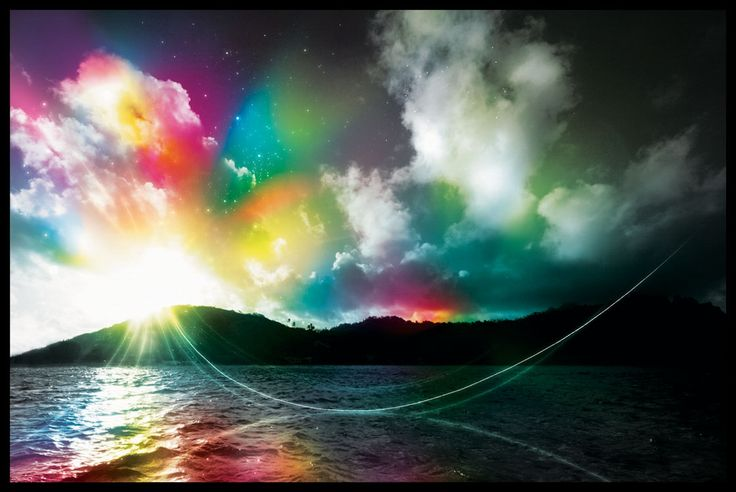 """Heavenlike"" by Chuck Anderson"