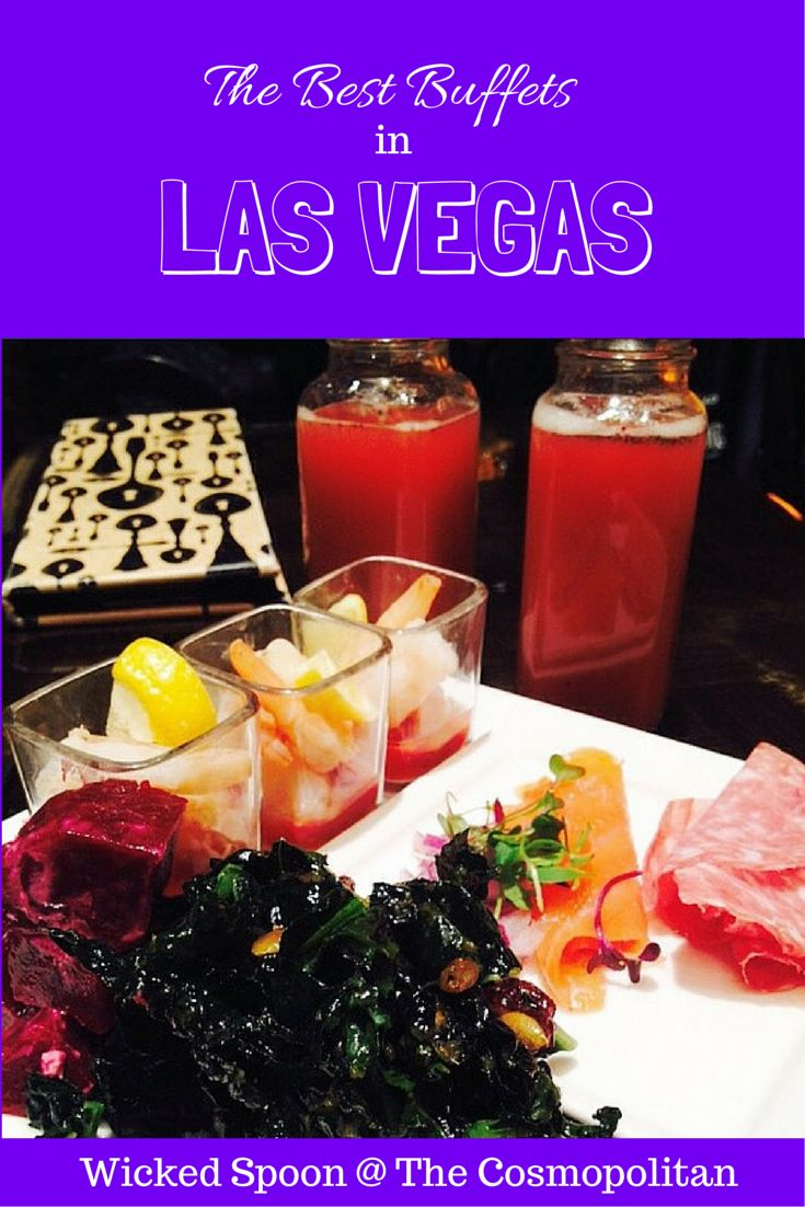 The Best Buffets in Las Vegas