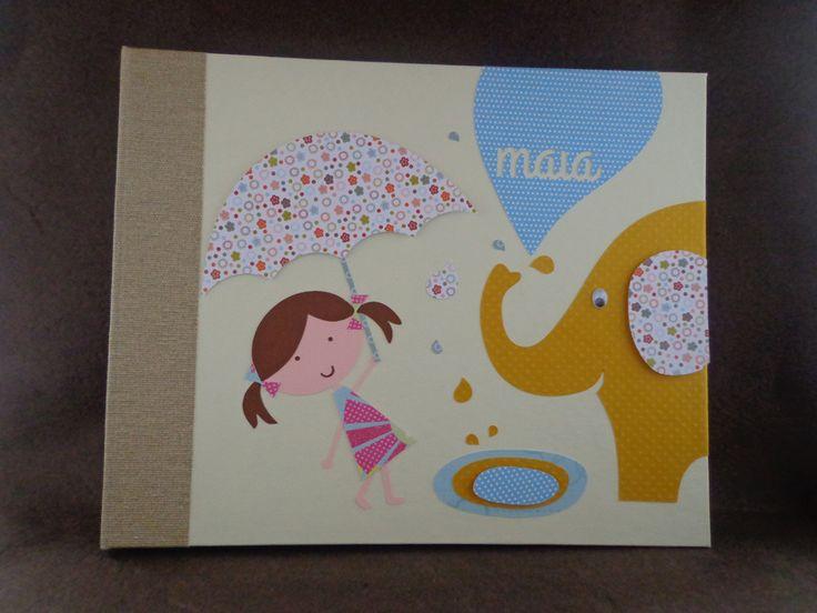 Album foto per Maia