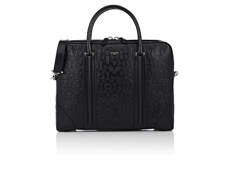 GIVENCHY SMALL BRIEFCASE. #givenchy #bags #shoulder bags #hand bags #leather #