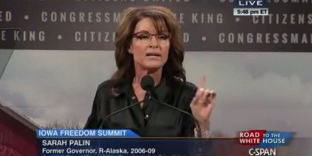 Palin's Bazaar Speech Gets Thanks- From The Democrats