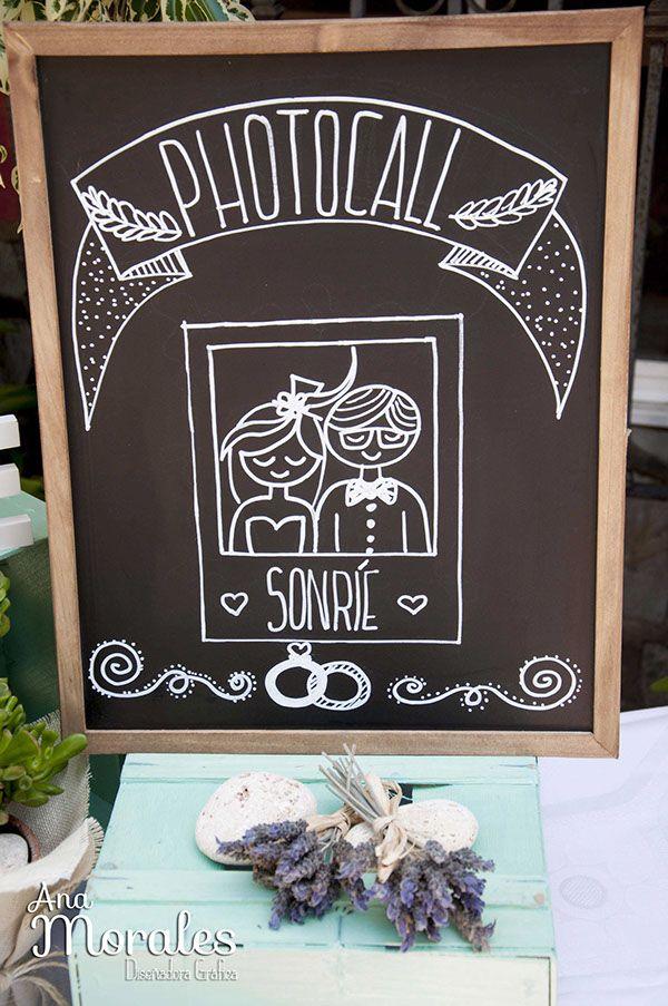 carteles pizarra boda - Buscar con Google