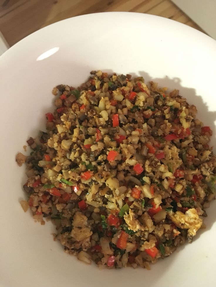 Blumenkohl Fried Rice