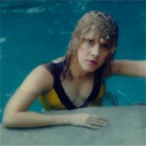 Stevie Nicks a mystical mermaid. Many talents