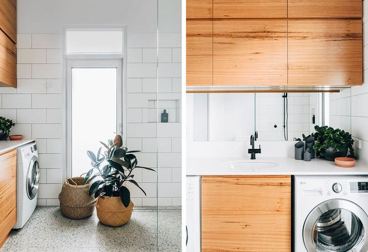 Modern Laundry Rooms That Will Make Laundry More Fun - Design Milk