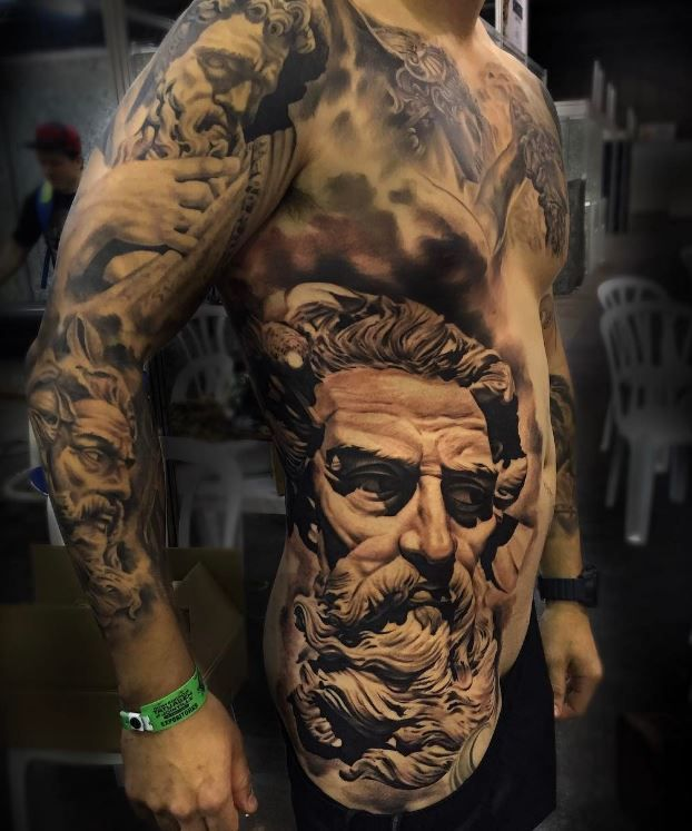 17 Best Ideas About Zeus Tattoo On Pinterest