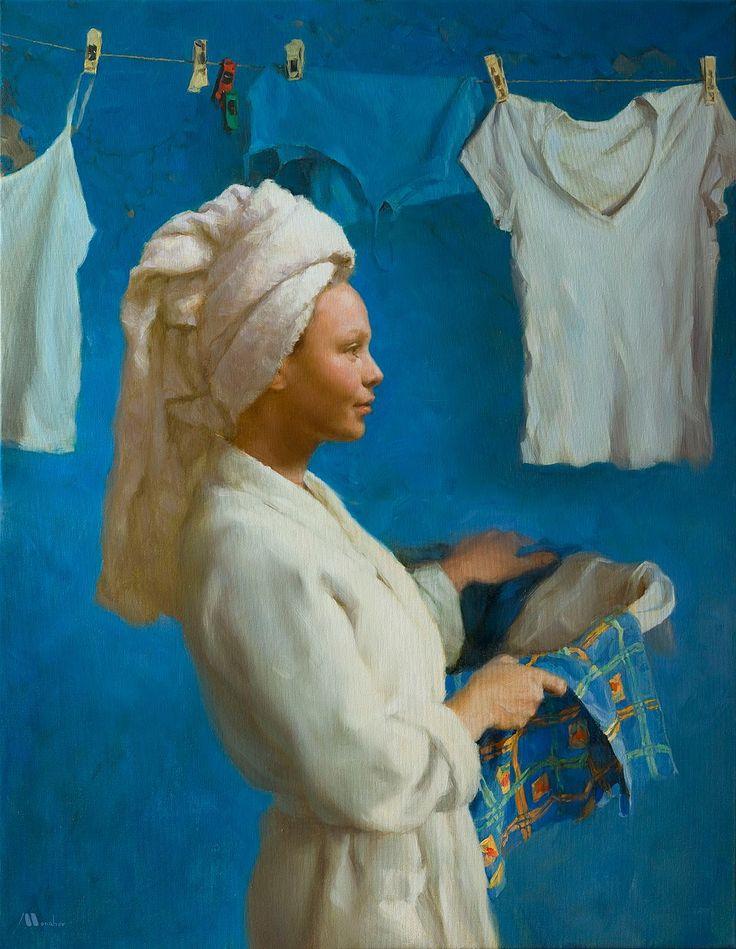 Por Amor al Arte: Increibles pinturas del artista Evgeniy Monahov.