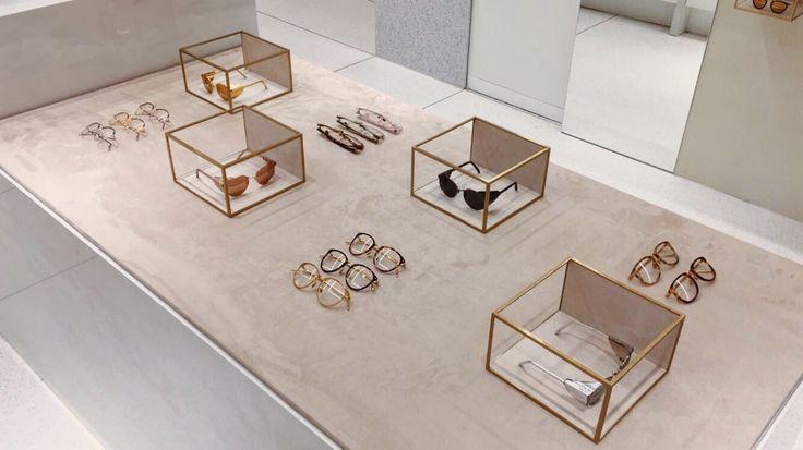 Linda Farrow Alsterhaus Department Store Hamburg Now Open!