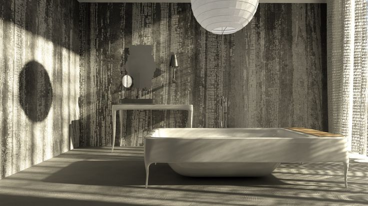 Inchiostro Bianco, virtual image, rendered with DomuS3D and mental ray