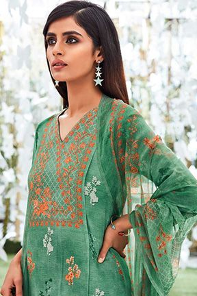 32471b15c5 Ganga Fallen Angel Suits 6242 | ATTRI RETAILS in 2019 | Fall, How to ...