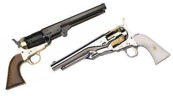Black Powder Rifles and Pistols   Black Powder Guns and How to Care for Them