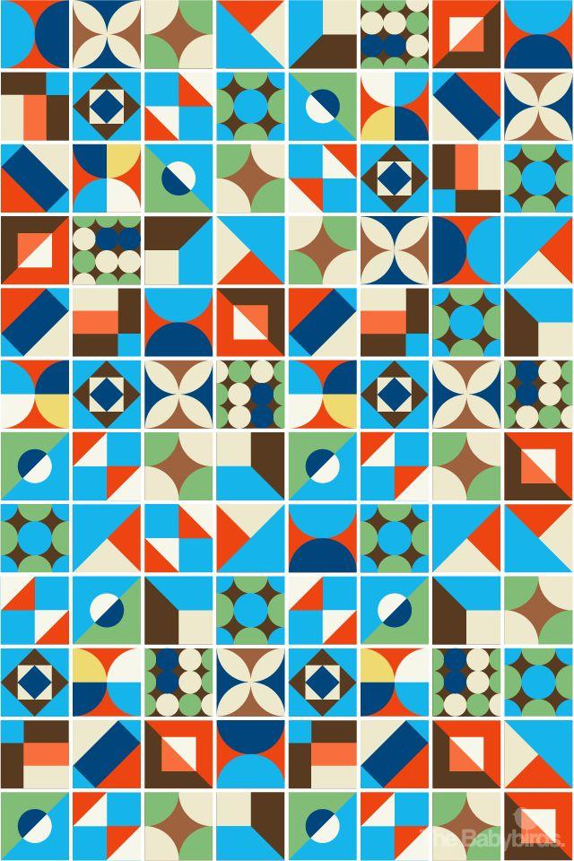 geowall #pattern