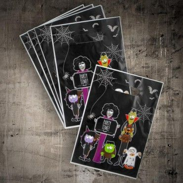 Halloween Party Bags 20 Pack