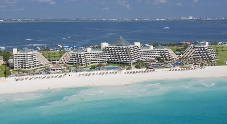 Paradisus Cancun Resort & SPA All Inclusive. This beachfront resort offers bright, modern rooms with a private terrace overlooking the Caribbean Sea or Nichupte Lagoon. It is located 25 minutes drive from Cancun International Airport and has some excellen