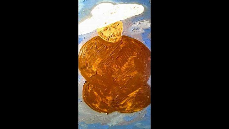 """ Мудрец. просто Параджанов ""  expressionist Sarkis Yerevanci"