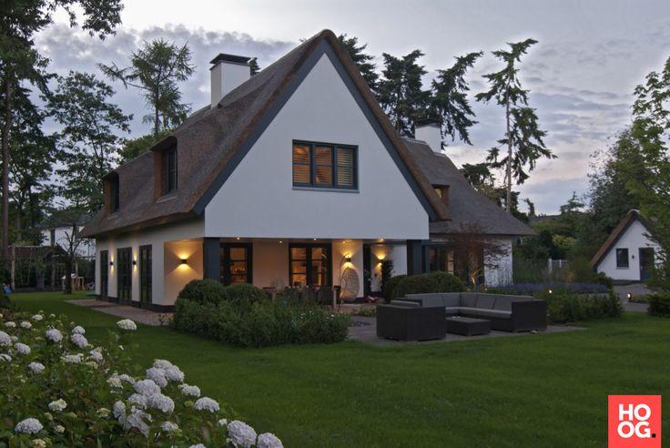 Van der Wardt - Project Villa Blaricum - Hoog ■ Exclusieve woon- en tuin inspiratie.