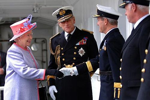 The Queen | With prince Philip, hat by sir Philip Somerville… | Flickr