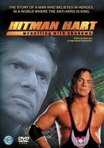 Hitman Hart: Wrestling with Shadows (1998) | http://www.getgrandmovies.top/movies/27903-hitman-hart:-wrestling-with-shadows | This documentary follows superstar Bret Hart during his last year in the WWF. The film documents the tensions that resulted in The Montreal Screwjob, one of the most controversial events in the history of professional wrestling, in which Vince McMahon, Shawn Micheals, and others, legitimately conspired behind the scenes to go against the script and remove Bret Hart…