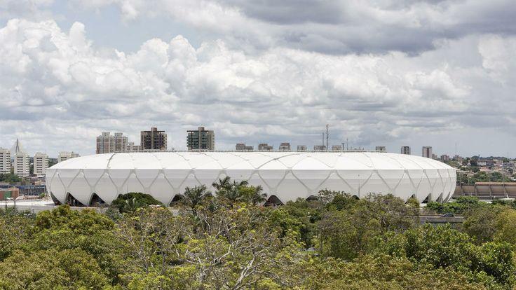 Arena da Amazônia-gmp Architekten von Gerkan, Marg und Partner