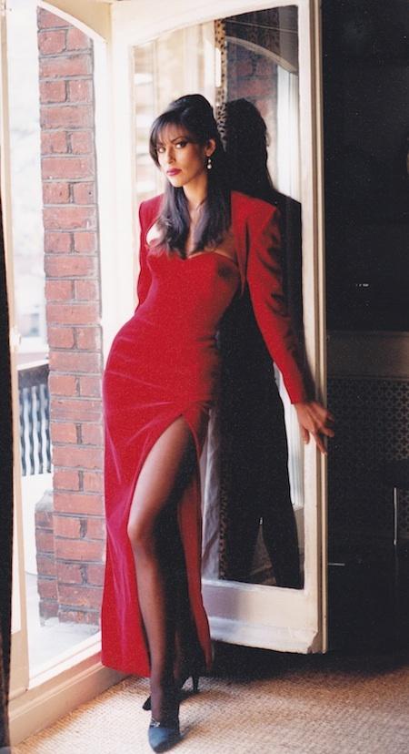 Antony Price - Jessica Rabbit Dress